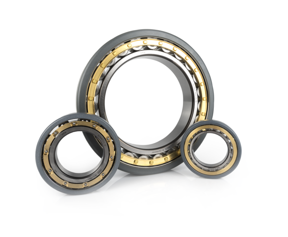 Current-insulated Bearings KRW